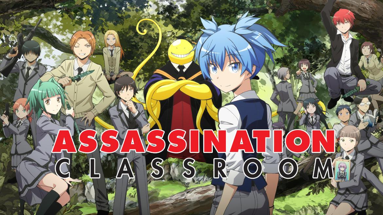 assassination classroom episode 1 english sub
